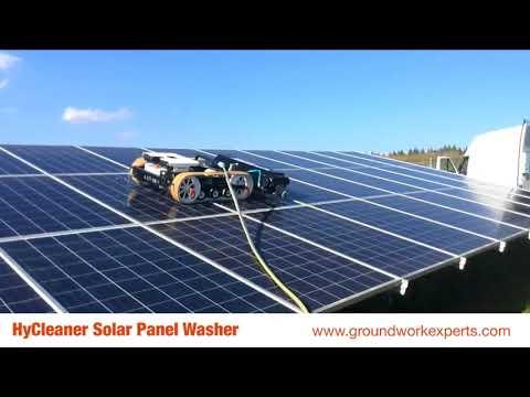 Solar Panel Washer