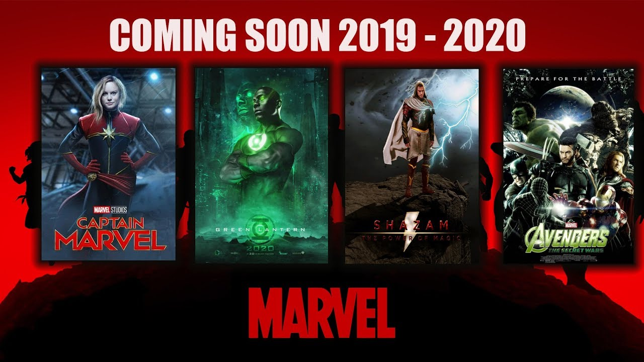 Coming Soon Marvel Movies 2019 2020 Youtube