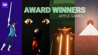 4 Best iOS Games   Intros   Apple Design Awards 2020