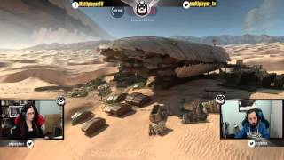 Karı Koca Gaming ile Star Wars Battlefront [102. Hafta]