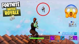 Fortnite Battle Royale - WTF IL VOLE ! TROLL & Funny Moments !