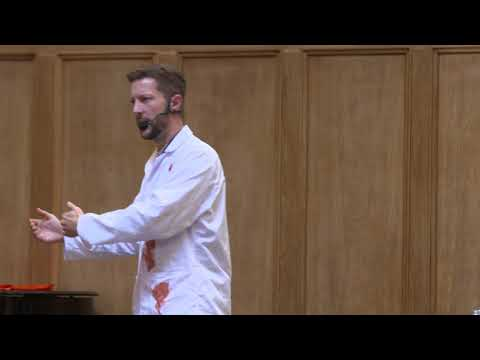 Anselm Maria Van Sellen - Research and Education Conference 2017