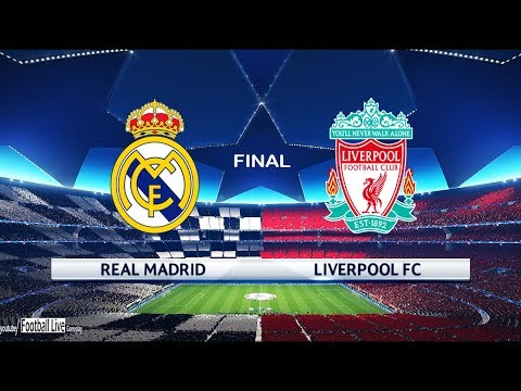 PES 2018 | UEFA Champions League Final | Real Madrid vs Liverpool FC | Penalty Shootout | Gameplay