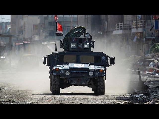 Ирак: мирные жители гибнут в боях за Мосул
