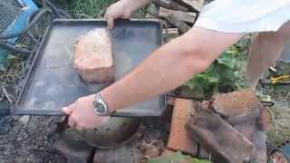 Коптильня  для утки - экологически чистое мясо птицы из Горячего Ключа