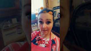 Autism Mom and Small Business Owner snapchat Diaries 10/17/18