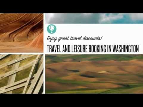Travel and leisure booking in Washington