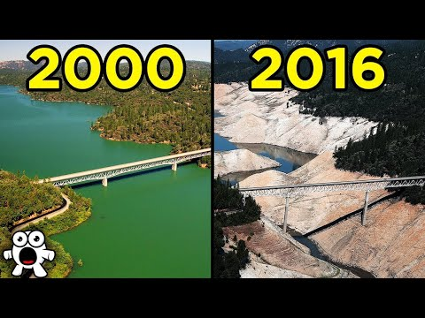Top 20 Dramatic Changes On Earth Revealed by NASA