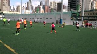 lolofootball2014之聖貞德中學五人足球盃培僑v