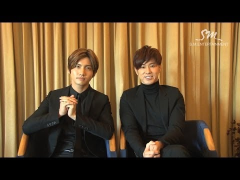 TVXQ! Debut 10th Anniversary Message