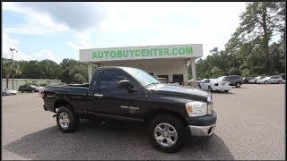 Have You Seen a $3750  07 DODGE RAM 1500 Series before?