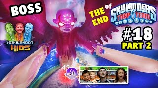 Lets Play Skylanders Trap Team: ULTRA TRAPTANIUM KAOS BATTLE! Chapter 18 - Ultimate Weapon (THE END)