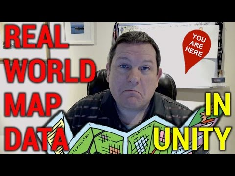 GTA in Unity!? Use Real World Maps!
