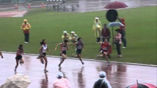 100年全國國小田徑錦標賽...60公尺決賽