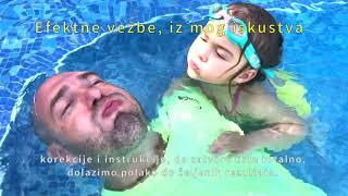 Swimming Dad - Zašto je važno da deca nauče pravilno da dišu dok plivaju