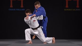 Craig Fallon - Seoi Otoshi - Arms and legs | SUPERSTAR JUDO