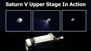 How Did The Apollo 11 Documentary Get Film Of The Upper Stage Ignition?