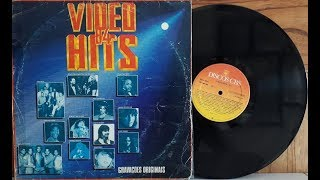 Video Hits 84 - Coletânea Pop Internacional - (Vinil Completo - 1984) - Baú Musical