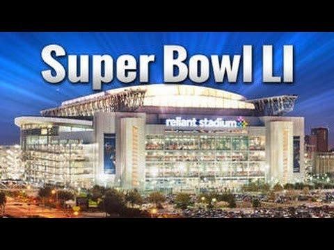 Tour of the NRG stadium the home of 51 super bowl 2017 ...