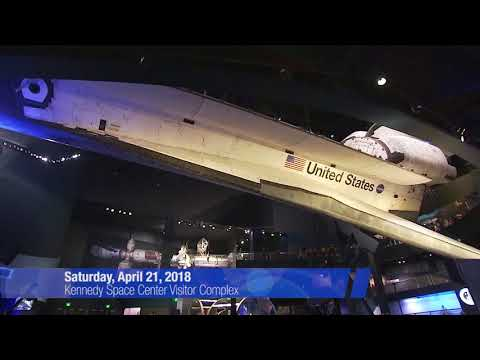 U.S. Astronaut Hall of Fame 2018 Inductees