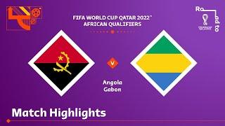 Ангола  3-1  Габон видео