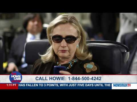 The Howie Carr Show | Wikileaks release more emails