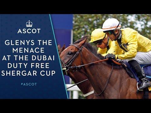 Glenys The Menace Wins The Dubai Duty Free Shergar Cup Classic