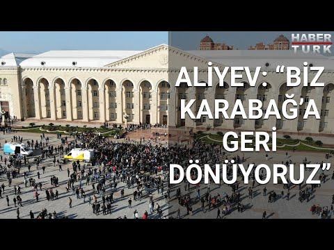 Azerbaycan'da Kutlamalar, Ermenistan'da Kaos Var. Karabağ'dan çekilme Kararı ülkeyi Karıştırdı