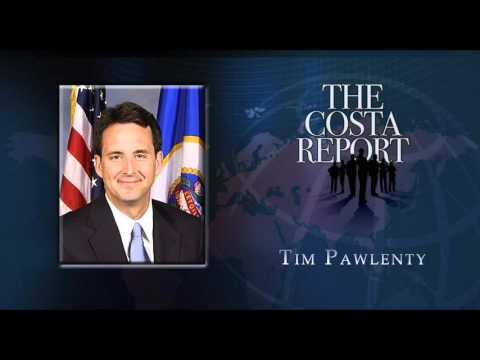 Tim Pawlenty - The Costa Report - December 15, 2015