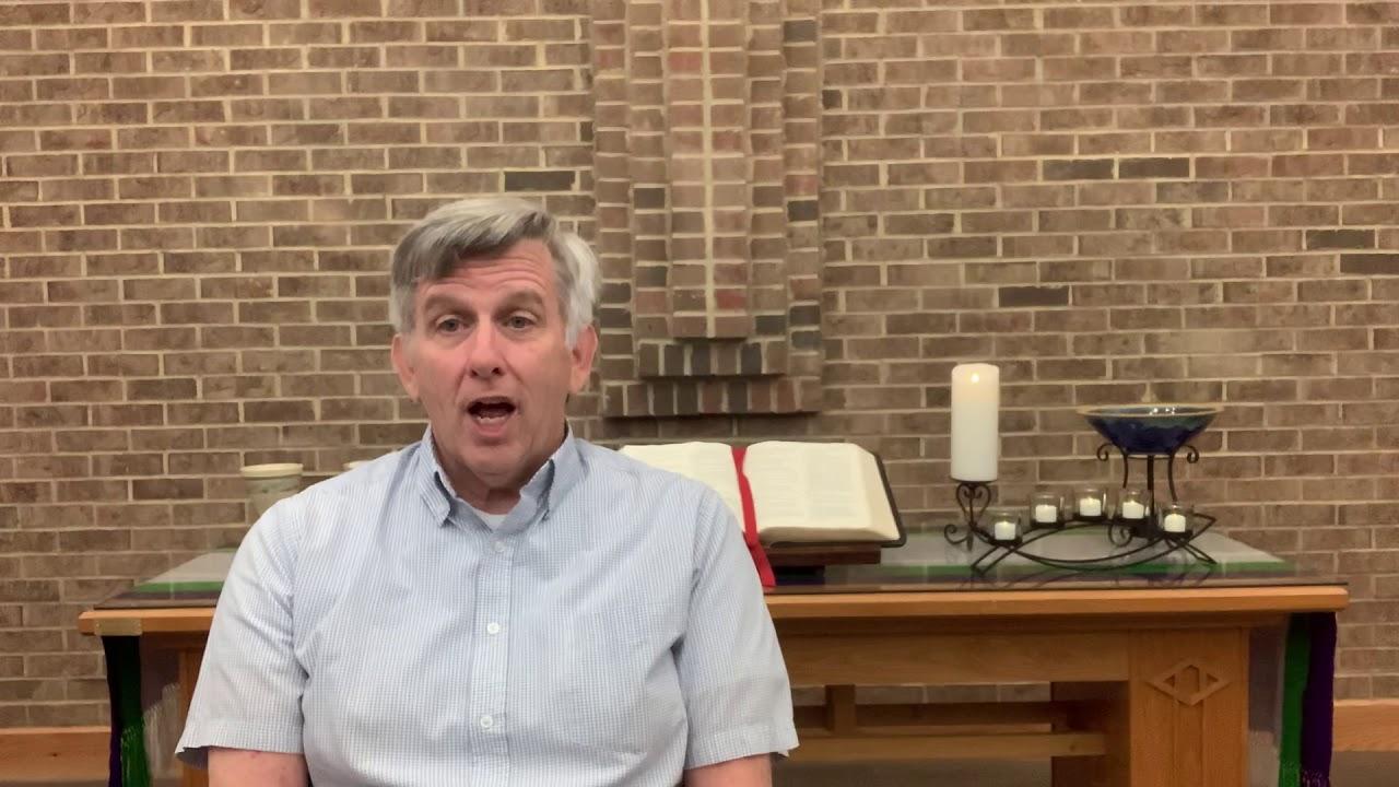 05-Jun-2020 | A message from Pastor Jody
