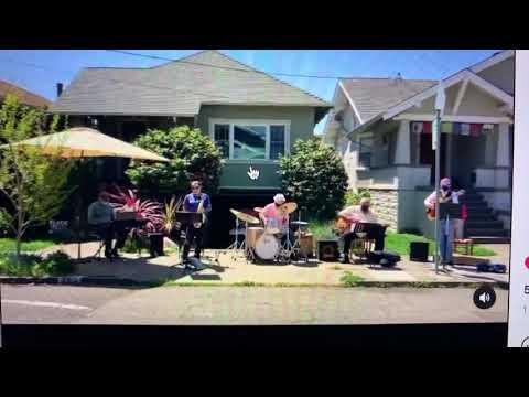 The Clifton Street Regulars Jazz Band Playing Today, Sunday, Oakland Rockridge
