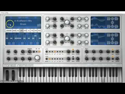 Tone 2 Nemesis ( demo version)