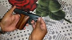 ashani pistol .32 / 7.65 mm iof indian ordinance dissamble or assamble