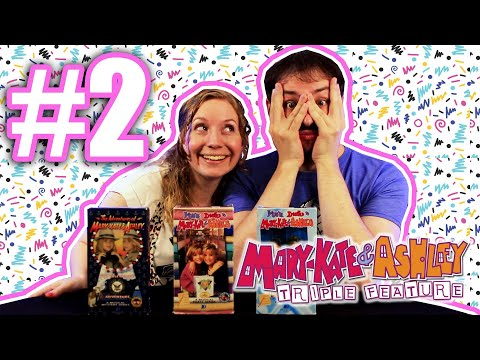 Mary-Kate & Ashley Triple Feature #2 (Movie Nights)