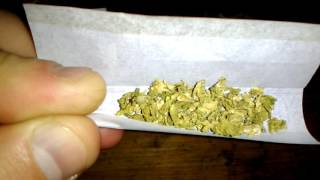 How to roll a zigzag joint!!!!!!!!!