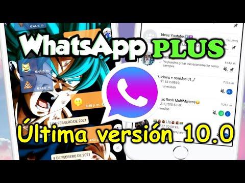 NUEVO WHATSAPP PLUS ultima versión | Whatsapp Plus Extremo | Ultimo Whatsapp Plus 2021