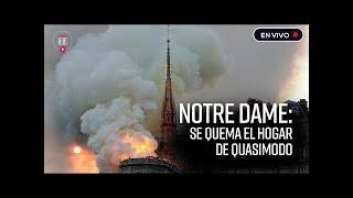 Catedral de Notre Dame: ¿Qué tan grave fue el incendio? | El Espectador