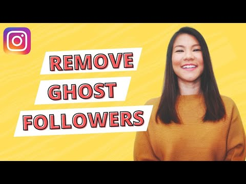 How to remove ghost followers on Instagram (2018)