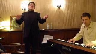 Breitschuh singt Brel im Café Meinke - Jacky