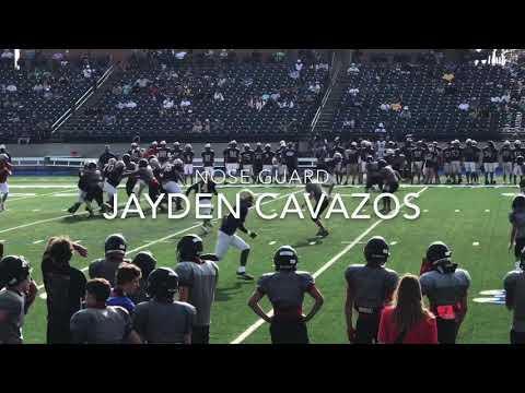 Jayden Cavazos Lubbock Cooper High School