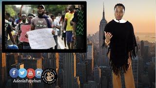 #EndSARS: Nigerian Youths Want Real Change; Lesotho Censors Social Media; Namibia's #shutitalldown