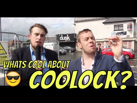What's cool about Coolock? Mike hunt & Peter File | Episode 1