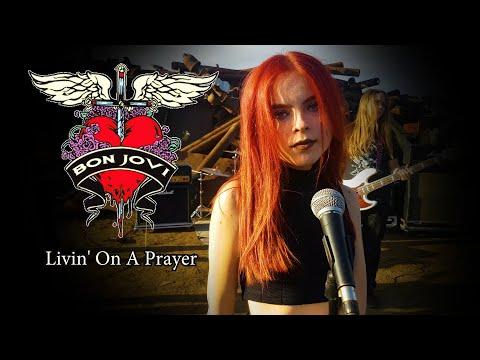 Livin' On A Prayer - Bon Jovi; By The Iron Cross