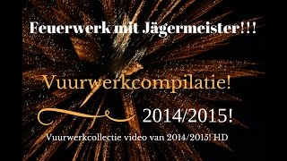 Vuurwerkcompilatie 2014/2015 - Rotterdam Noord!  HD