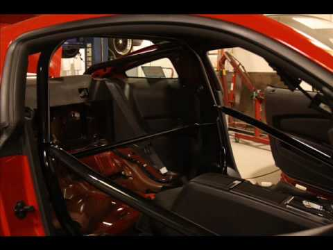 Precision Fabrication 2010 Mustang Cage Install