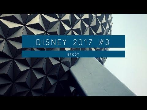 WALT DISNEY WORLD NOV/DEC 2017 VLOG #3 - EPCOT
