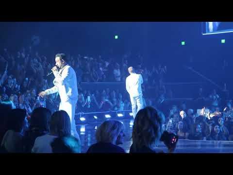 Backstreet Boys - &39;Drowning&39; - Zappos Theater - Las Vegas NV - 11218