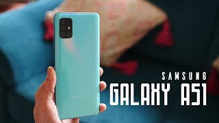 Samsung Galaxy A51 Review- A Good Looking Mid-Ranger (2020)