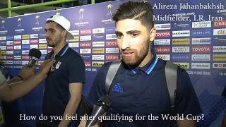 Alireza Jahanbakhsh: Hopefully we can perform even better at the FIFA World Cup thumbnail