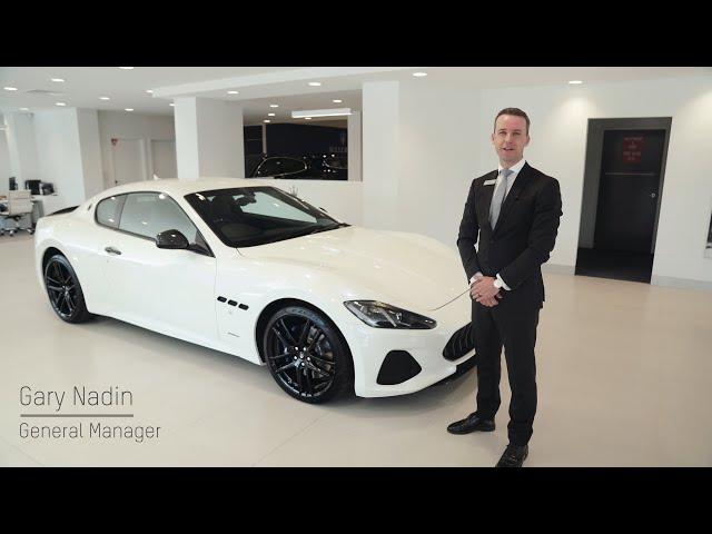 Welcome to Maserati Melbourne